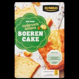 Jumbo Farmers Cake Mix