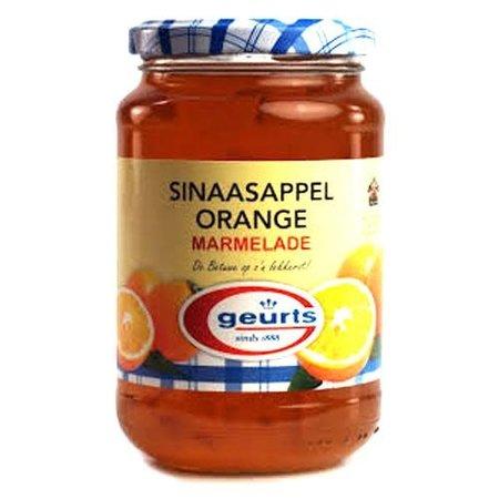 Geurts Orange Marmelade Jam