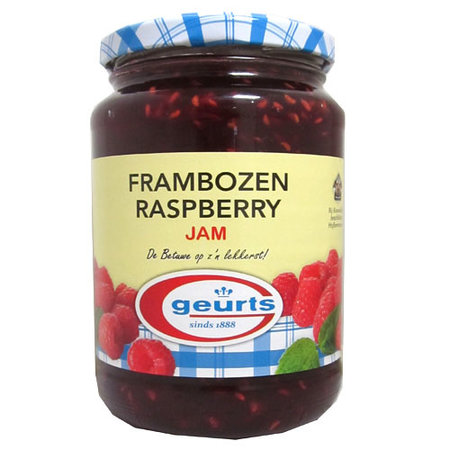 Geurts Raspberry Jam