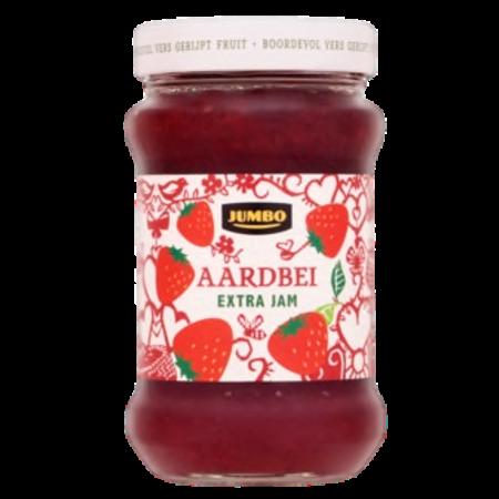 Jumbo Strawberry Jam 440g