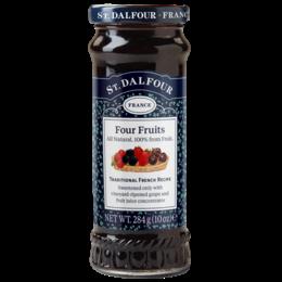 St. Dalfour Four Fruits Jam
