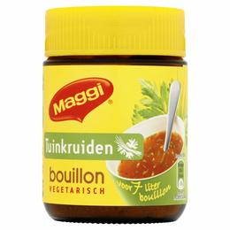Maggi Garden Herb Bouillon Jar