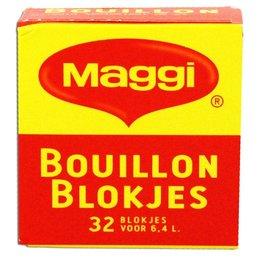 Maggi Bouillon Cubes 32pk