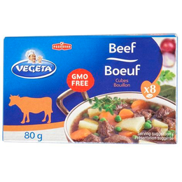 Vegeta Beef Bouillon Cubes