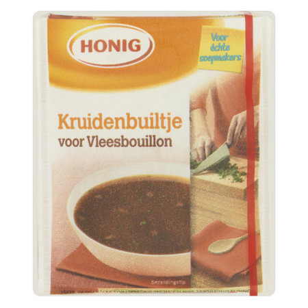 Honig Beef Herb Bouillon Spices