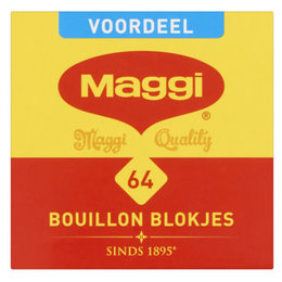 Maggi Cubes 64 Pc