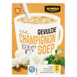 Jumbo Mushroom Cup a Soup