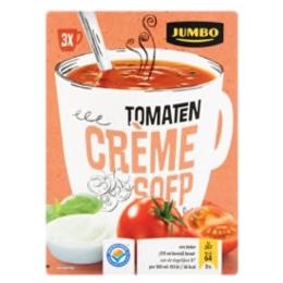 Jumbo Cream of Tomato Cup a Soup