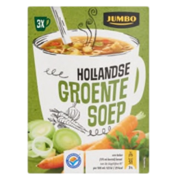 Jumbo Vegetable Cup a Soup