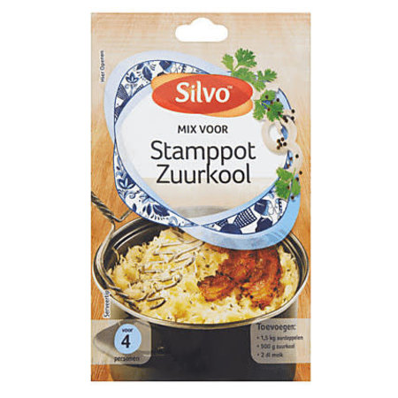 Silvo Sauerkraut Mix