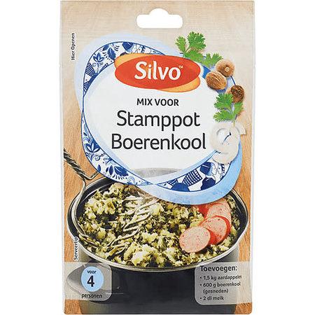 Silvo Kale (Boerenkool) Mix