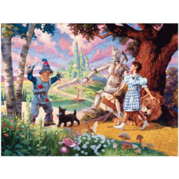 The Wizard of Oz Family Puzzle