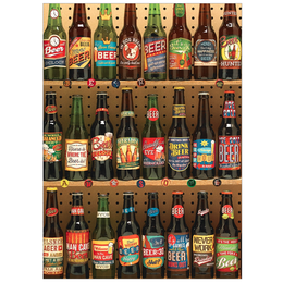Beer Collection Puzzle 1000pc