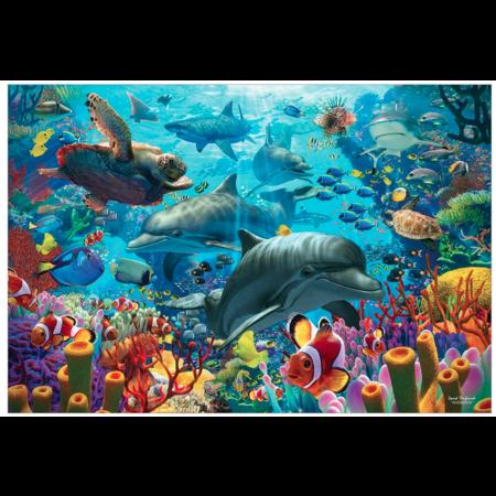 Coral Sea Puzzle 2000pc