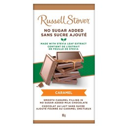 Russell Stover Russell Stover No Sugar Added Caramel Bar