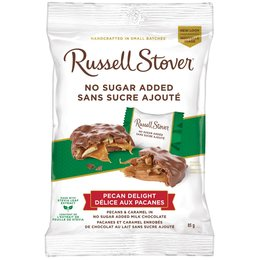 Russell Stover Chocolate Pecan Delights No Sugar Added