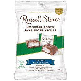 Russell Stover Chocolate Coconut No Sugar Added