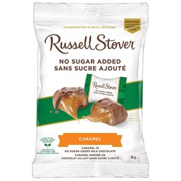 Russell Stover Butter Cream Caramel No Sugar Added