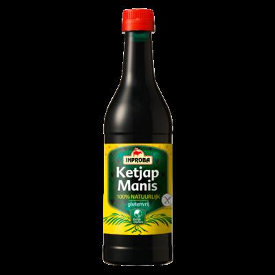 Inproba Ketjap Manis 500ml Gluten Free