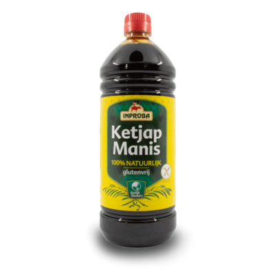 Inproba Ketjap Manis 1L Gluten Free