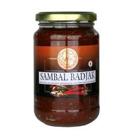 Koningsvogel Sambal Badjak