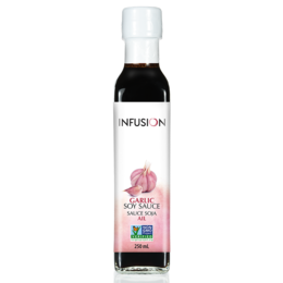 Infusion Garlic Infused Soy Sauce