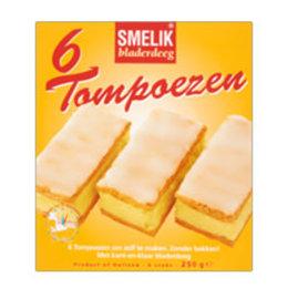 Smelik Vanilla Slices (Tompoezen)