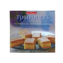 Euro Patisserie Vanilla Slices (Tompoezen)