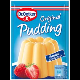 Dr. Oetker Vanilla Pudding 3-pack