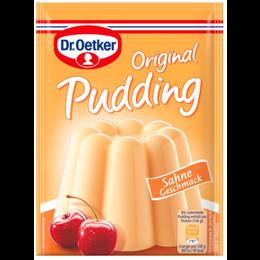 Dr. Oetker Cream Pudding 3-pack