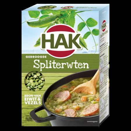 Hak Dried Split Peas 500g
