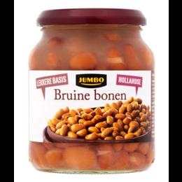 Jumbo Brown Beans 370mL