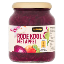 Jumbo Red Cabbage with Apple 370ml