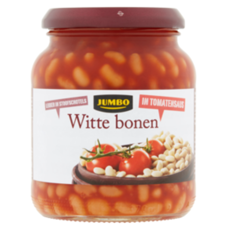 Jumbo White Beans in Tomato Sauce 360mL