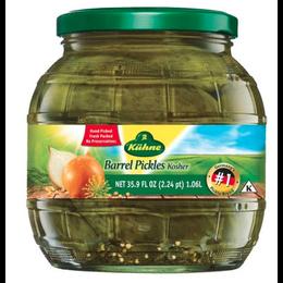 Kuhne Barrel Pickles 1L