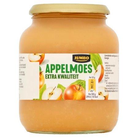 Jumbo Apple Sauce 720ml