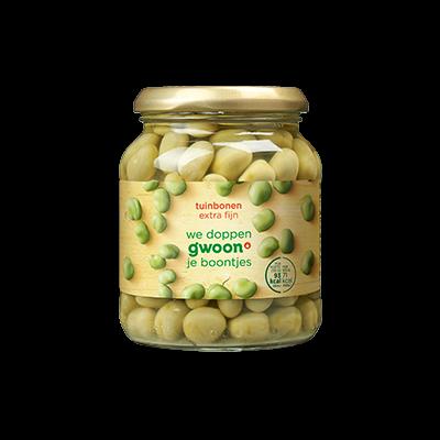 Gwoon Broad Beans 370 ml