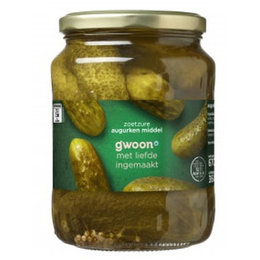 Gwoon Sweet and Sour Pickles 370ml