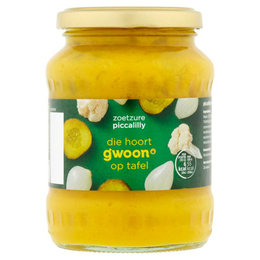 Gwoon Piccalilly 330g