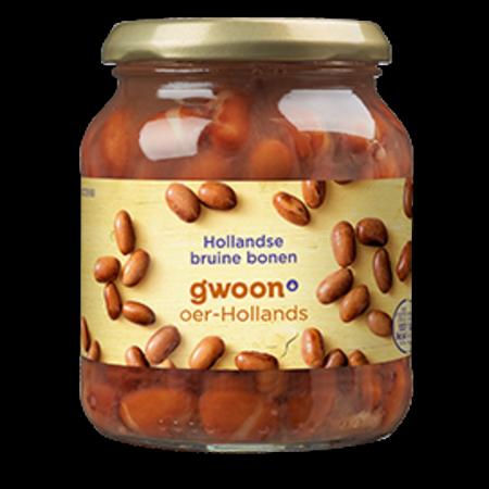 Gwoon Brown Beans 370ml