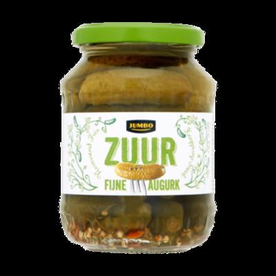 Jumbo Sour Pickles 370ml