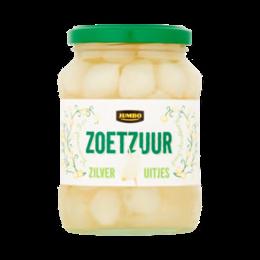 Jumbo Silver Onions Sweet & Sour 370ml