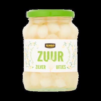 Jumbo Sour Onions 370ml