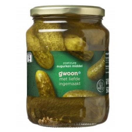 Gwoon Pickles Sweet & Sour 670ml