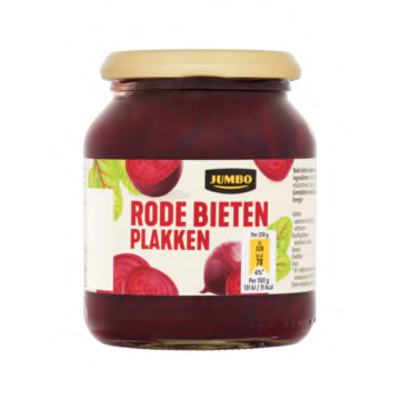 Jumbo Pickled Red Beets Sliced 370ml