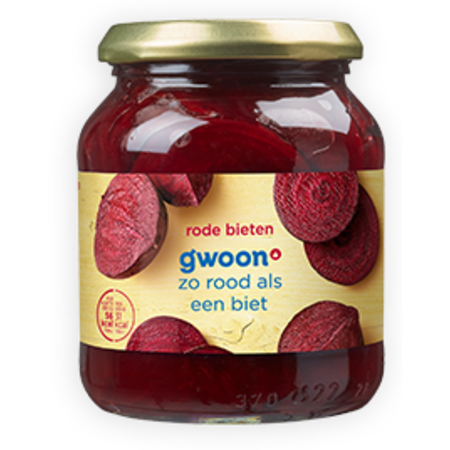 Jumbo Red Pickled Beets Sliced 720ml