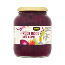 Jumbo Red Cabbage with Apple 720ml