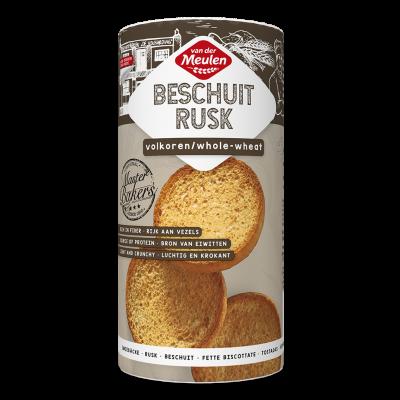Van Der Meulen Whole Wheat Rusk