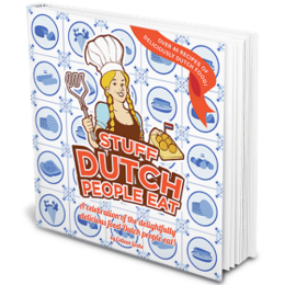 Stuff Dutch People Eat Book