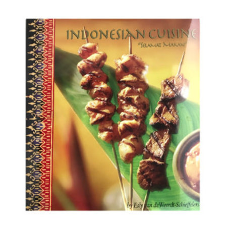 Indonesian Cuisine Cookbook